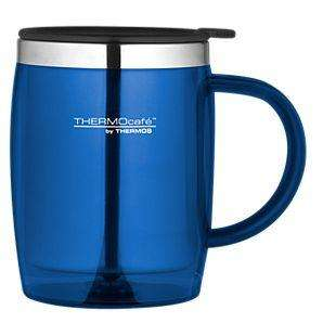 Thermos Thermocafe Desk Mug - Blue - £3.20 @ ASDA (BACK IN STOCK)