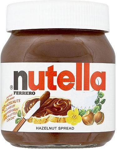 Nutella Hazelnut Chocolate Spread (400g) £1.50 @ ICELAND