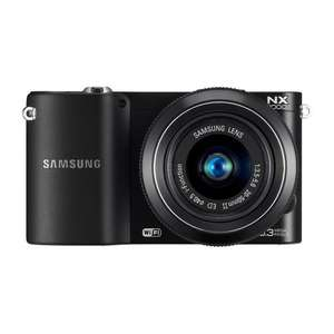 Samsung NX1000 Camera + 20-50mm Lens £300.00 plus free Galaxy Tab @ Amazon
