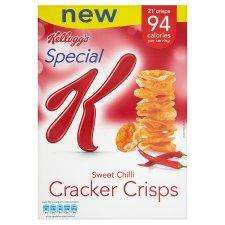 Special K Cracker Crisps 99p at Tesco