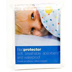 Hippychick flat sheet mattress protector £4.99 delivered @ MattressesWorld