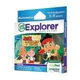 LeapFrog LeapPad Explorer Jake and The Neverland Pirates Game & all other Leappad/Leapster games £13.39 with free delivery @ Amazon