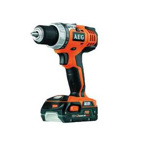 A.E.G. BS18CL3P 18V Compact Drill - 2 x 3.0Ah Pro Li-Ion @Amazon (big red toolbox) WAS £310 NOW £105.35