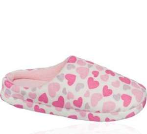 2 pairs of ladies slippers for £1.99 @ Deichmann instore