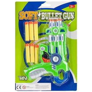 Alien Soft Bullet Dart Gun £1 in Poundland