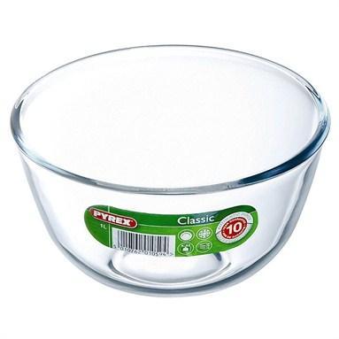 Pyrex 1 litre Bowl & Pyrex 0.5 Measuring Jug Only £1.99 @ B & M Bargains Instore