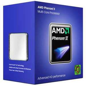 AMD Phenom II X6 1045T, Socket AM3 Processor with Heat Sink Fan Retail - Scan.co.uk - £87.13