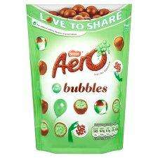 Aero Peppermint Chocolate Bubbles only 29p in Tesco Aberdare