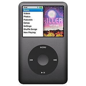 Apple Ipod Classic, 160GB, Black, John Lewis, £169