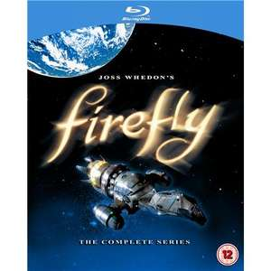 Firefly: Complete Series (Blu-ray) £9.99 @ Play