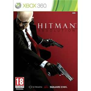 Hitman Absolution (Xbox 360) Brand New from Play.com for £14.49