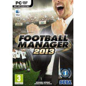 Football Manager 2013 (pc) - £15.00 delivered @ Mansfield Town Club Shop
