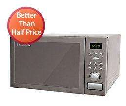 Russell Hobbs RHM2560CG 25L Stainless Steel Combination Microwave Oven was £199.99 Now reduced to £74.99 Sainsburys