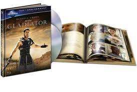 Gladiator and King Kong blu-ray digibooks (100th Anniversary Collector's editions) £8.99 each @ play.com
