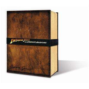 Indiana Jones: The Complete Adventures Limited Collector's Edition Box Set (Blu-ray) - £43.99 @ Play.com