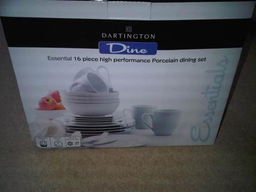 Dartington Dine 16 piece Dining Set - Was £35 down to £8.69 - Waitrose - John Lewis?