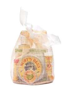 Burts Bees Grab Bag. £60 goody bag for £23.95. From Burtsbees.co.uk. (posted on moneysavingexpert)