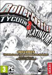 RollerCoaster Tycoon 3 Platinum! PC game download £3.25 at Gamefly.co.uk