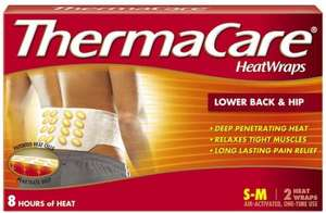 Thermacare Back Wraps, Single Pack £1 in PoundLand