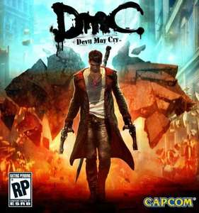 DmC Devil May Cry (PC CD Key) - £12.99 @ SimplyGames