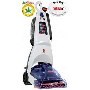 Bissell Cleanview Deep Clean Carpet Cleaner and others - Bissell Direct - £236.24 From £349.99