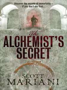 'The Alchemist's Secret' by Scott Mariani (Kindle Edition) FREE @ Amazon