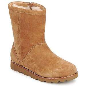 Save £47 on UGG Selia Chestnut Boots from Rubbersole + 10% cashback