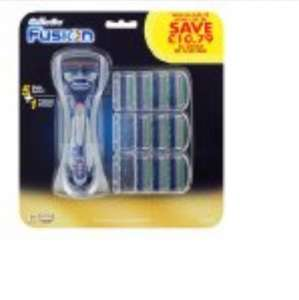 Gillette Mach 3 and fusion £19.99 sets instore @ Savers