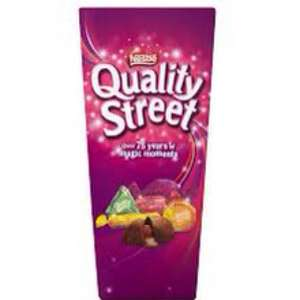 Quality Street @ Tesco £2.00