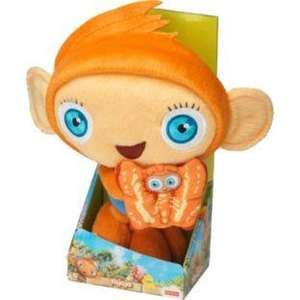 Waybuloo Soft Toy and Narabug Assortment £3.99 Less Than Half Price @ ARGOS