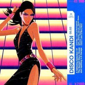 Disco Kandi 05.02 [CD] Various Artists @ £3.56 DELIVERED Amazon