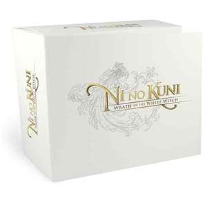 Ni No Kuni: Wrath of the White Witch (Wizard's Edition) for £67.95 @ Zavvi Ebay outlet