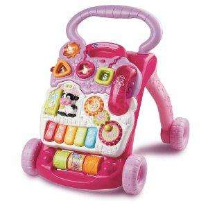 Vtech first steps walker in pink was £27.99 now £13.99 Instore @ Sainsburys. ((Seen today @ Marsh Mills Plymouth Store))