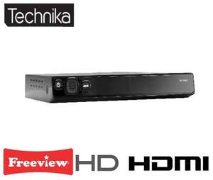 Technika HD Freeview Box upgrade firmware to also get iplayer £24.99 @ Tesco outlet on Ebay