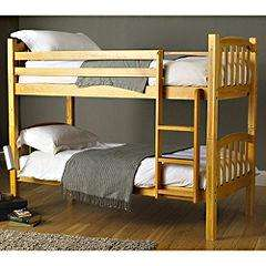 Solid pine bunk beds - £229 (Was £498) - @ Sainsburys