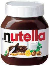 Nutella Hazelnut Chocolate Spread 400g £1.50 in TESCO