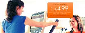 Easy Gym in Ilford, Croydon, Oxford Street, Southhampton and other places.. for £4.99