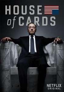 House Of Cards episode 1 streaming free @ Netflix