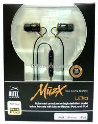 Altec Lansing Headphones with iPhone Remote - £9.99 @ Amazon Marketplace (Desire IT)