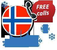 Free Calls to Norway for a whole week with Localphone