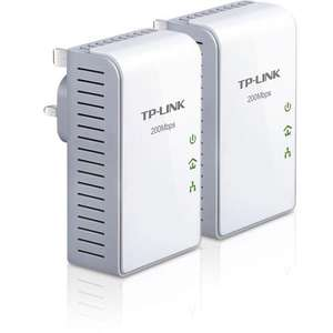 TP-LINK 200Mbps HomePlug Powerline Starter Kit  £5 @ ASDA