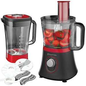 TJ Hughes Russell Hobbs Food Processors at £44.99 + P&P