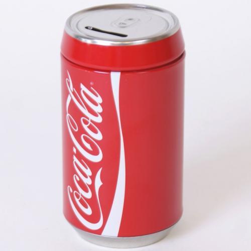 LARGE Coca Cola money tin at discount uk - 99p