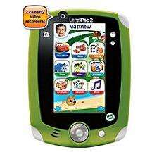 LeapPad 2 green or pink £34 RRP £68 sainsburys instore
