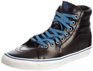 Unisex Adult Leather Vans Hi Tops £16.50 del. @Amazon