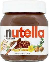 Nutella 400g £1.50 @ Co-op