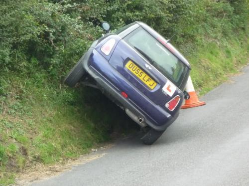 2 Hour Driving Lesson £6 @ Amazon/DSBS