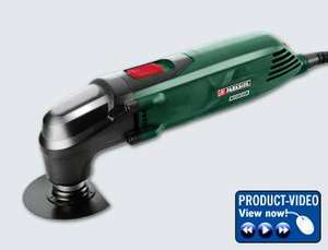 Multi-Purpose Oscillating Tool £29.99 @ Lidl from thursday