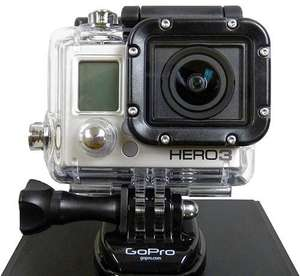 New GoPro Hero 3 Silver Edition £199.99 @ Photodirect eBay
