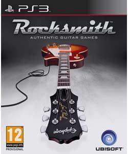 Rocksmith inc real tone cable. Ps3 xbox360 £44.99 @ Argos